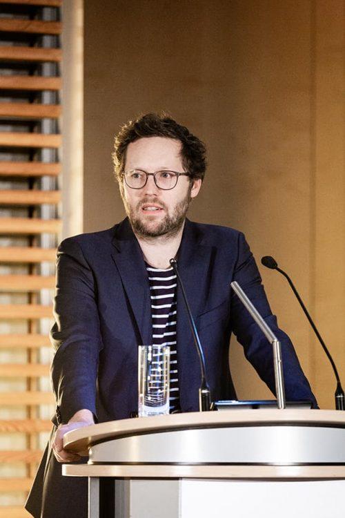 Jan Philipp Albrecht, Minister for Energy, Agriculture, the Environment, Nature and Digitalization // ©michaelbennett.de / maribus