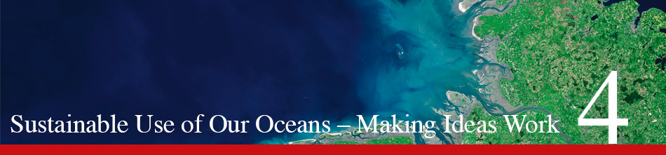 WOR 4 - Sustainable Use of Our Oceans – Making Ideas Work