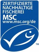 6.18 > Der Marine Stewardship Council wurde 1997 von der Naturschutzorganisation WWF und dem Lebensmittelkonzern Unilever gegründet, um den schonenden Fischfang zu fördern. ©www.msc.org,