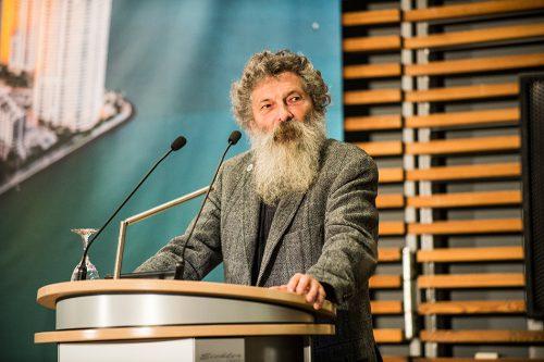 Prof. Dr. Ulrich Bathmann, Direktor des IOW und Vorsitzender des Konsortiums Deutsche Meeresforschung © Jan Windszus / maribus