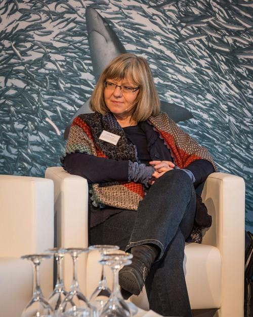 Ulrike Rodust, Member of the Euopean Parliament © Heike Ollertz