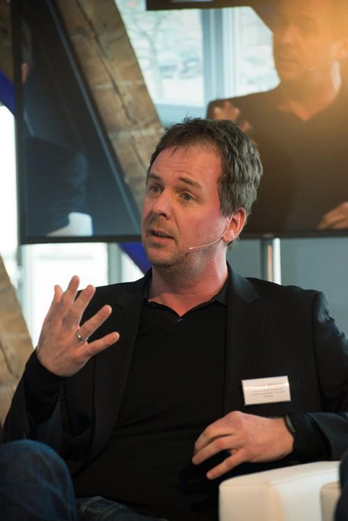 Prof. Dr. Christian Möllmann, Institut für Hydrobiologie und Fischereiwissenschaft, Universität Hamburg © Heike Ollertz