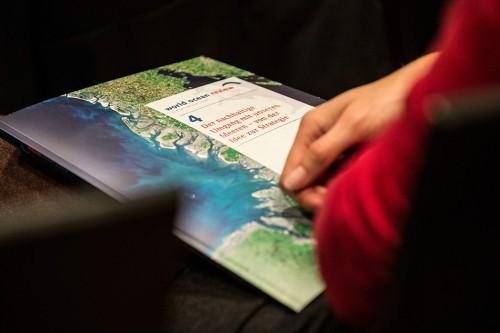 """Der vierte """"World Ocean Review""""- """"Der nachhaltige Umgang mit unseren Meeren – von der Idee zur Strategie"""""""