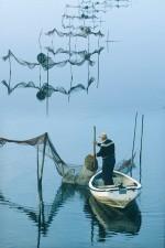 5.19 > In Dänemark noch heute ein praktiziertes Handwerk: die Reusenfischerei. © R. Nagel/ WILDLIFE/picture alliance