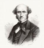 Abb. 1.11: Der englische Philosoph und Ökonom John Stuart Mill stellte bereits in den 1870er Jahren fest, dass die Natur weiter zerstört werden würde, wenn man das Bevölkerungswachstum nicht stoppte. © mauritius images/Alamy