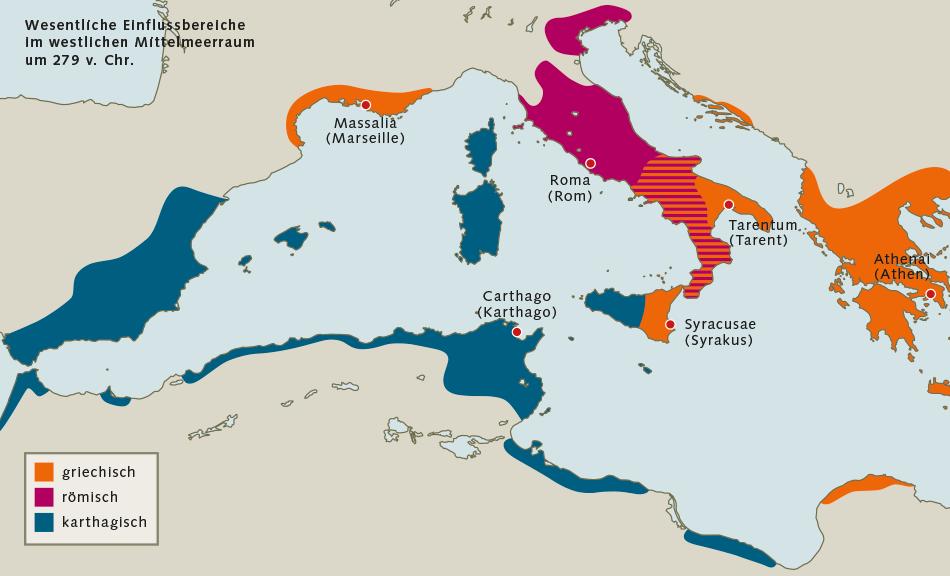 rom und karthago geschichte kompakt