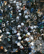 The art of coastal management © Fernando Moleres/laif