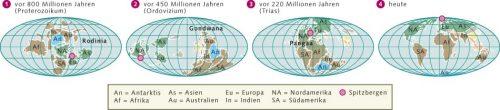 Abb. 1.6 © nach Arbeitskreis Geologie und Geophysik der Polargebiete der Deutschen Gesellschaft für Polarforschung
