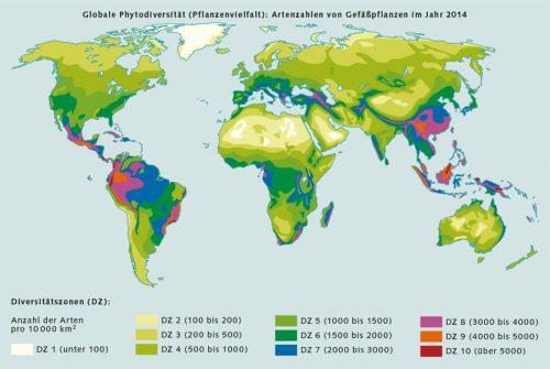 Abb. 4.14 © nach AMAP, Arctic Biodiversity Assessment